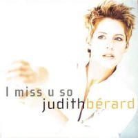 Cover Judith Bérard - I Miss U So