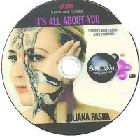 Cover Juliana Pasha - It's All About You