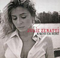 Cover Julie Zenatti - À quoi ça sert