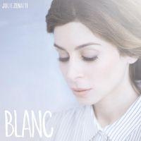 Cover Julie Zenatti - Blanc