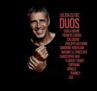 Cover Julien Clerc - Duos