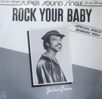 Cover Julius Green - Rock Your Baby