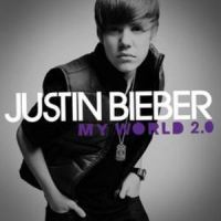 Cover Justin Bieber - My World 2.0