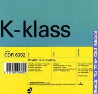 Cover K-Klass - Rhythm Is A Mystery