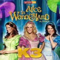 Cover K3 - Alice in Wonderland - De musical