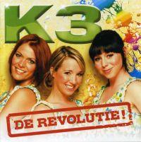 Cover K3 - De revolutie!