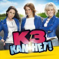 Cover K3 - K3 kan het!