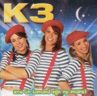 Cover K3 - Zou er iemand zijn op Mars?