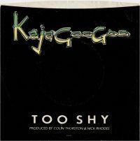 Cover Kajagoogoo - Too Shy