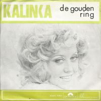 Cover Kalinka - De gouden ring