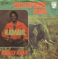 Cover Kamahl - The Elephant Song