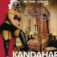 Cover Kandahar - In The Court Of Catherina Squeezer