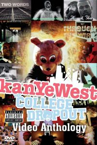 Cover Kanye West - The College Dropout Video Anthology