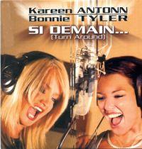 Cover Kareen Antonn / Bonnie Tyler - Si demain... (Turn Around)