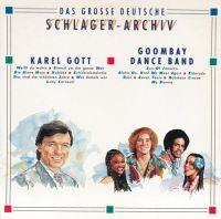 Cover Karel Gott / Goombay Dance Band - Das große deutsche Schlager-Archiv