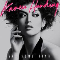 Cover Karen Harding - Say Something