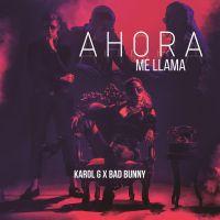 Cover Karol G x Bad Bunny - Ahora me llama