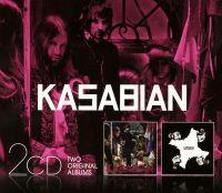 Cover Kasabian - West Ryder Pauper Lunatic Asylum + Velociraptor!