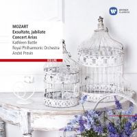 Cover Kathleen Battle / Royal Philharmonic Orchestra / André Previn - Mozart: Exsultate, jubilate - Concert Arias