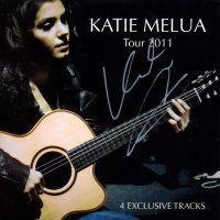 Cover Katie Melua - Tour 2011