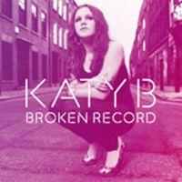 Cover Katy B - Broken Record