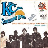 Cover KC & The Sunshine Band - (Shake, Shake, Shake) Shake Your Booty