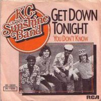 Cover KC & The Sunshine Band - Get Down Tonight