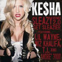 Cover Ke$ha feat. Lil Wayne, Wiz Khalifa, T.I. & André 3000 - Sleazy Remix 2.0 - Get Sleazier