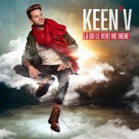 Cover Keen'V - Là où le vent me mène