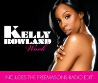 Cover Kelly Rowland - Work