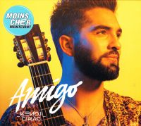 Cover Kendji Girac - Amigo