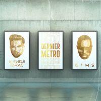 Cover Kendji Girac feat. Gims - Dernier métro