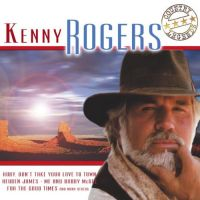 Cover Kenny Rogers - Country Legends