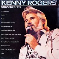 Cover Kenny Rogers - Greatest Hits