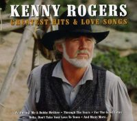Cover Kenny Rogers - Greatest Hits & Love Songs