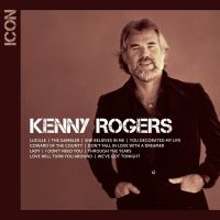Cover Kenny Rogers - Icon
