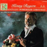Cover Kenny Rogers - Kentucky Homemade Christmas