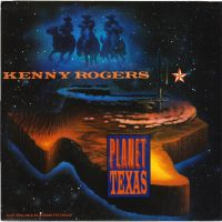 Cover Kenny Rogers - Planet Texas