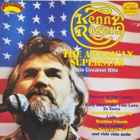 Cover Kenny Rogers - The American Superstar - His Greatest Hits