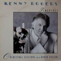 Cover Kenny Rogers - Timepiece