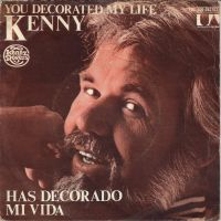 Cover Kenny Rogers - You Decorated My Life