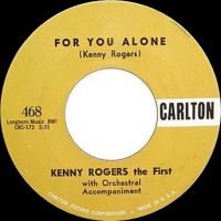 Cover Kenny Rogers The First - For You Alone