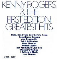 Cover Kenny Rogers & The First Edition - Greatest Hits