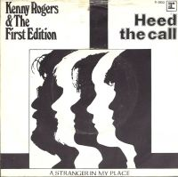 Cover Kenny Rogers & The First Edition - Heed The Call
