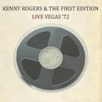 Cover Kenny Rogers & The First Edition - Live Vegas '72