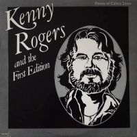 Cover Kenny Rogers & The First Edition - Pieces Of Calico Silver
