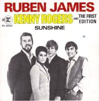 Cover Kenny Rogers & The First Edition - Reuben James