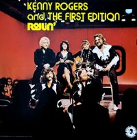Cover Kenny Rogers & The First Edition - Rollin'