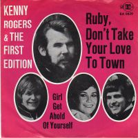 Cover Kenny Rogers & The First Edition - Ruby, Don't Take Your Love To Town
