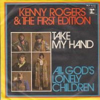 Cover Kenny Rogers & The First Edition - Take My Hand